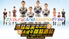 Young and alcohol free